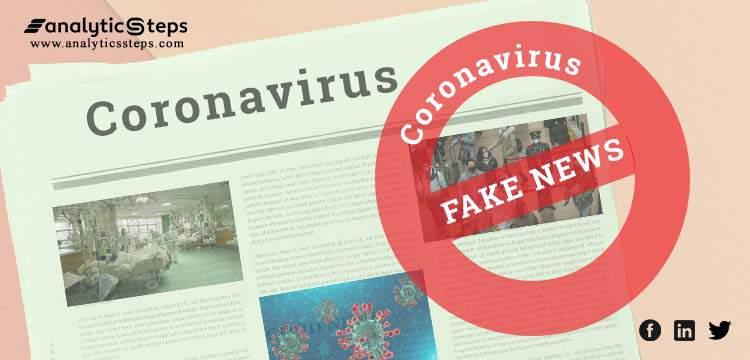 How social media platforms are tackling coronavirus fake news? title banner