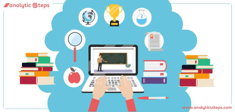 The transition from traditional to online Classrooms title banner
