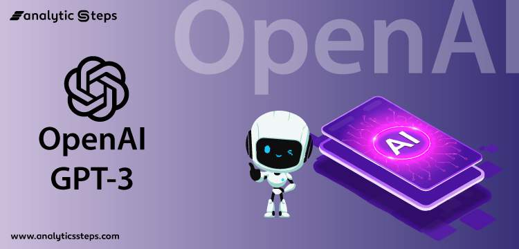 About OpenAI GPT-3 Language Model title banner