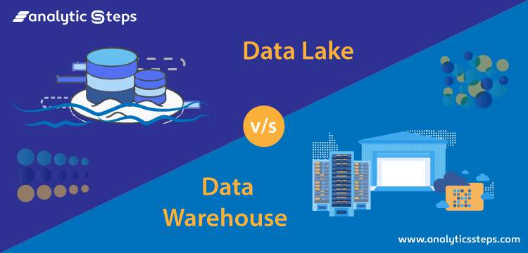 Data Lakes vs. Data Warehouse: Definition & Differences title banner