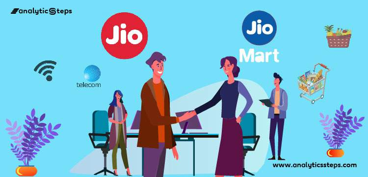 Reliance Jio and JioMart: Marketing Strategy, SWOT Analysis, and Working Ecosystem title banner