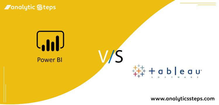 How is Power BI and Tableau used for Data Visualization and Business Intelligence? title banner